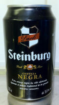 Steinburg Cerveza Negra &#40;Font salem&#41; - Schwarzbier