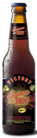 Victory Stone Dogfish Head Saison Du BUFF - Saison