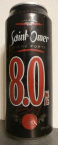 Saint-Omer 8.0 Bire Forte - Strong Pale Lager/Imperial Pils