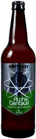 Hop Valley Alpha Centauri Binary IPA - Imperial/Double IPA
