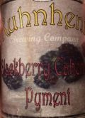 Kuhnhenn Blackberry Cabernet Pyment - Mead