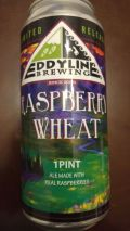 Eddyline Mountain Fairy Raspberry Wheat - Fruit Beer