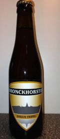 Rodenburg Bronckhorster Angus Tripel &#40;dark version&#41; - Abbey Tripel