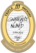 Triple fff Comfortably Numb - Premium Bitter/ESB