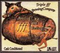 Triple fff Pressed Rat & Warthog  - Mild Ale