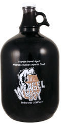 Weasel Boy Bourbon Barrel Aged Anastasia Russian Imperial Stout - Imperial Stout