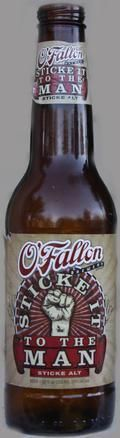 OFallon Sticke it to the Man - Altbier