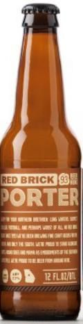 Red Brick Porter - Porter