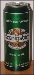 Koenigsbier - Pale Lager