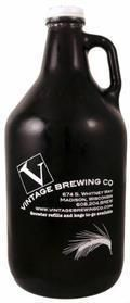 Vintage Alpentraum Rauchweizenbock w/ Jim Beam Oak Chips - Smoked