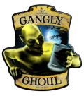 Greene King Gangly Ghoul &#40;Cask&#41; - Bitter