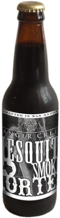 Ranger Creek Mesquite Smoked Porter - Smoked