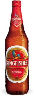 Kingfisher Strong - Malt Liquor