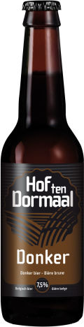 Dormaal Donker - Belgian Strong Ale