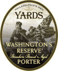 Yards Bourbon General Washington Tavern Porter - Porter