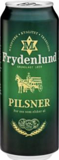 Frydenlund Pilsener - Pilsener