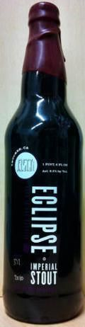 FiftyFifty Imperial Eclipse Stout - Hiram Walker / Christian Bros. Brandy Barrel - Imperial Stout