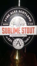 Fyne Ales Sublime Stout - Stout