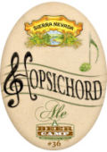 Sierra Nevada Beer Camp Hopsichord - Imperial/Double IPA