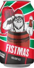 Revolution Fistmas Ale - Spice/Herb/Vegetable