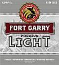 Fort Garry Premium Light - Pale Lager