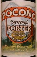 Pocono Caramel Porter - Porter