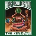 Three Heads The Kind IPA - India Pale Ale &#40;IPA&#41;