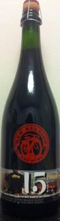 New Belgium Twisted Spoke 15th Anniversary Ale - Sour Ale/Wild Ale