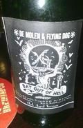 De Molen / Flying Dog Bat Out Of Hell Oak Aged Version - Imperial/Strong Porter