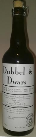 De Molen Dubbel & Dwars &#40;Double & Crossed&#41; - Imperial/Double IPA