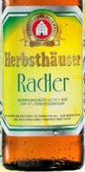Herbsthuser Radler - Fruit Beer