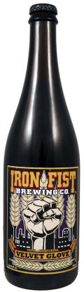 Iron Fist Velvet Glove - Imperial Stout