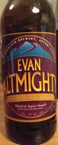 Blue Mountain Evan Altmighty - Altbier
