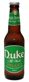 Duke All Malt Helles - Dortmunder/Helles