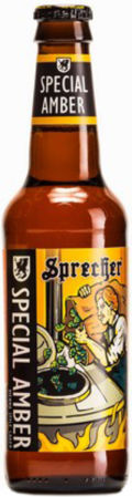 Sprecher Special Amber - Amber Lager/Vienna