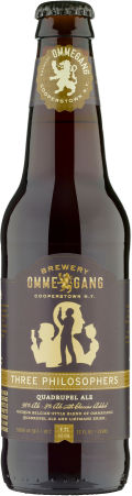 Ommegang Three Philosophers - Abt/Quadrupel