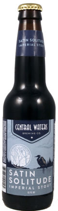 Central Waters Satin Solstice Imperial Stout - Imperial Stout