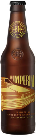 Breckenridge 72 Imperial Chocolate Cream Stout - Sweet Stout