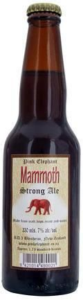 Pink Elephant Mammoth - Brown Ale