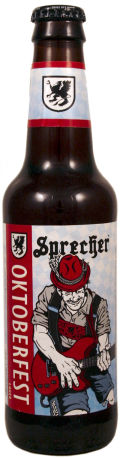 Sprecher Oktoberfest - Oktoberfest/Mrzen