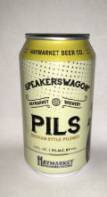 Haymarket Speakerswagon Pilsner - Pilsener