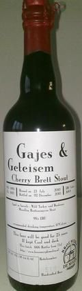 De Molen Gajes & Geteisem &#40;Rabble & Hoodlums&#41; - Imperial Stout