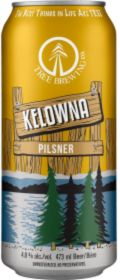 Tree Kelowna Pilsner - Pale Lager