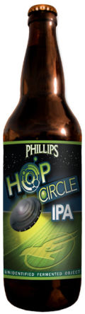 Phillips Hop Circle IPA &#40;formerly Phillips IPA&#41; - India Pale Ale &#40;IPA&#41;