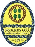 Pictish Brewers Gold - Golden Ale/Blond Ale
