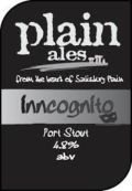 Plain Inncognito - Stout