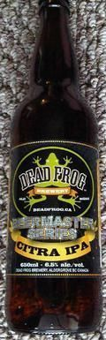 Dead Frog Citra IPA - India Pale Ale &#40;IPA&#41;