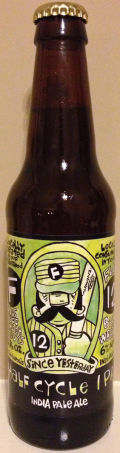 Flat 12 Half Cycle IPA - India Pale Ale &#40;IPA&#41;