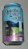 Crazy Mountain Mountain Livin Pale Ale - American Pale Ale