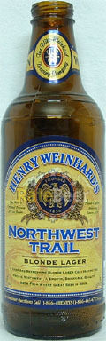 Henry Weinhards Blonde Premium Lager - Pale Lager